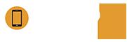 Logotipo de fundo do aplicativo inspeção pro